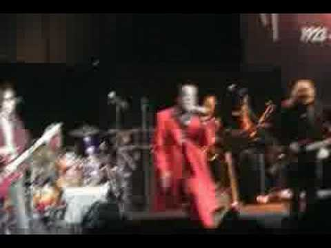 AHMET ERTEGUN TRIBUTE - First Show, before Led Zeppelin  02