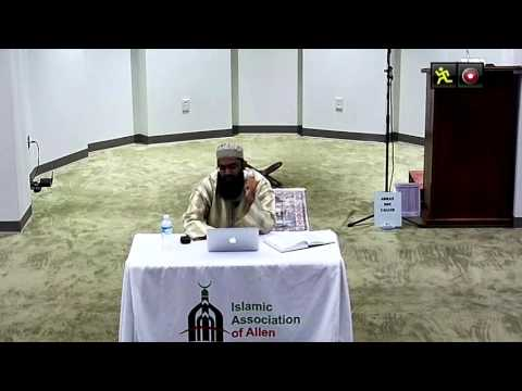 The Inevitable Journey 4: Paradise and Hell - Imam Arsalan Haque