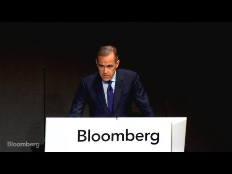 Carney Says Cryptocurrencies Must Meet `Rigorous Standards'