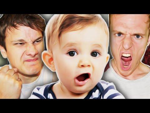 BABY OPVOEDEN met RONALD & JOOST!