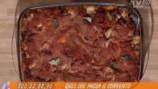 Quel che passa il convento - Pasta 'ncasciata alla siciliana