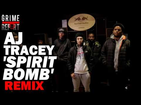 AJ Tracey - Spirit Bomb (Remix) Ft. Dave, PK, Merky Ace, Cadell, Capo Lee & More