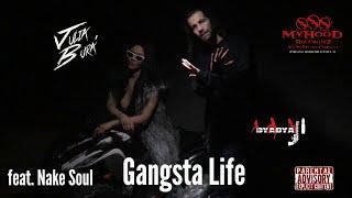 "D'yadya J.i. feat. Julia Bura' - ""Gangsta Life"" [album ""REPORTAGE""] 2020 [Official Video]"