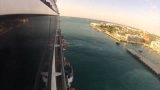 Carnival Magic to the Eastern Caribbean