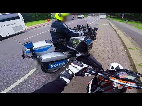 Polizeikontrolle!!! | Beim