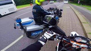 Polizeikontrolle!!! | Beim Wheelie erwischt 😢