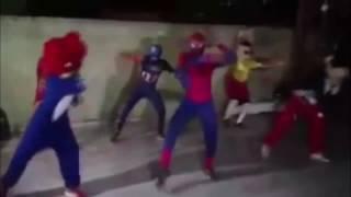 Intro Do Canal - MCs Zaac e Jerry Bumbum Granada - E Um Video Nada A Ver (HEIDEN)