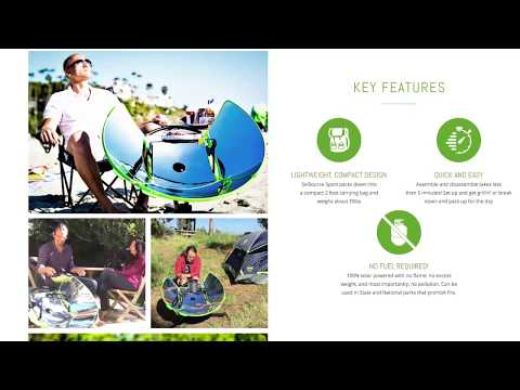 SolSource Sport - Cook ANYWHERE Under The Sun! - Promoted by The Ignite Agency