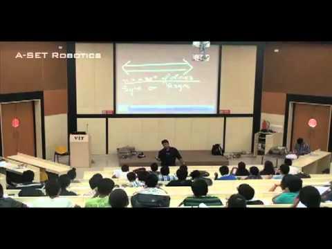 A-SET Robotics, Microprocessor 8085 Lecture 1