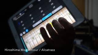 アルカトラズの名曲『Hiroshima Mon Amour』をギターアプリで弾いてみた...