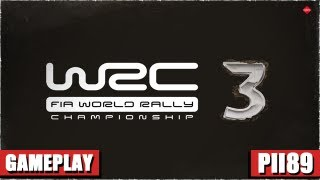 WRC 3 - FIA World Rally Championship - Finland - Cockpit - PC Gameplay (HD)