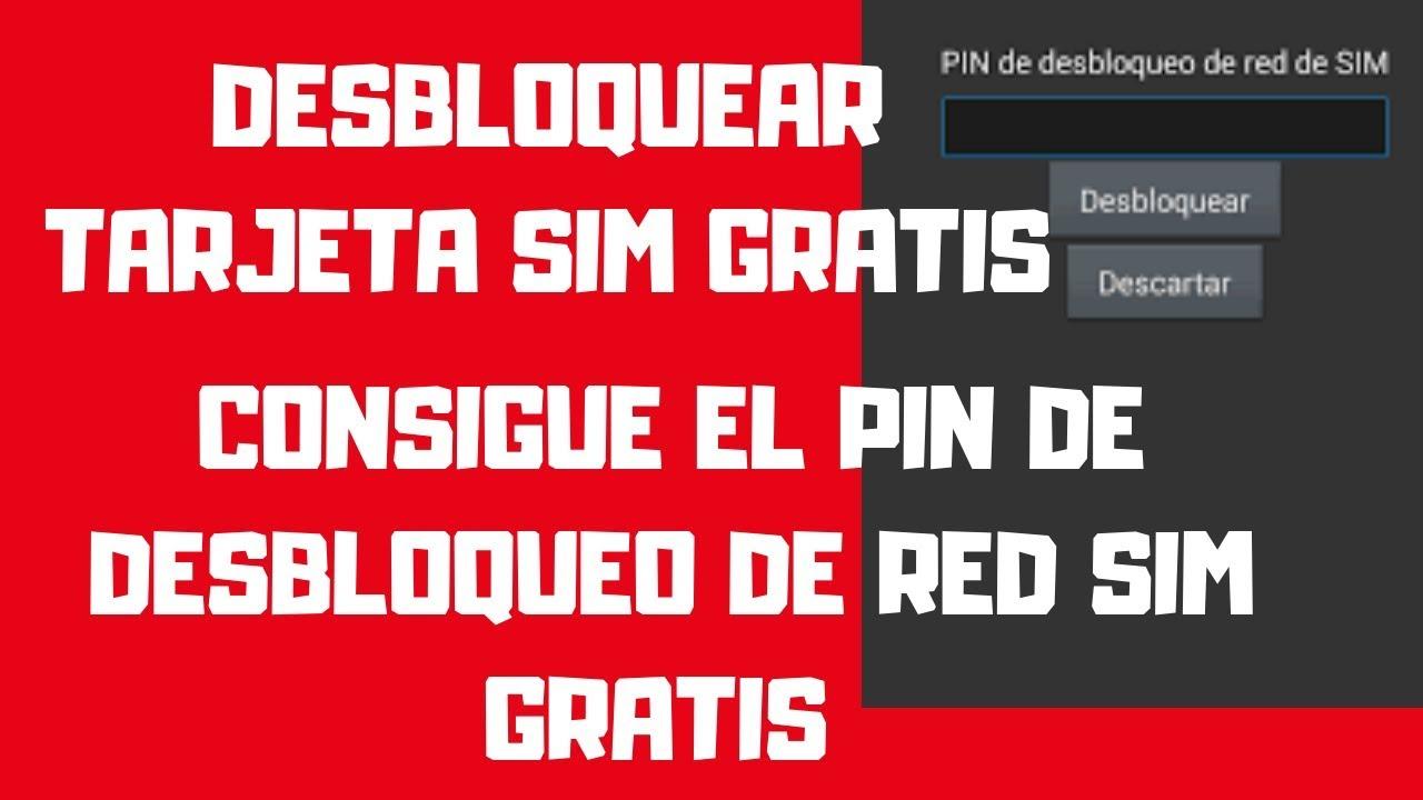1802f4f3476f Pin de desbloqueo de RED de tarjeta SIM 👉 2019 Código de desbloqueo ...