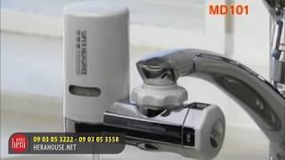 herahouse.net - Giới thiệu lọc nước Mitsubishi Rayon Cleansui MD101