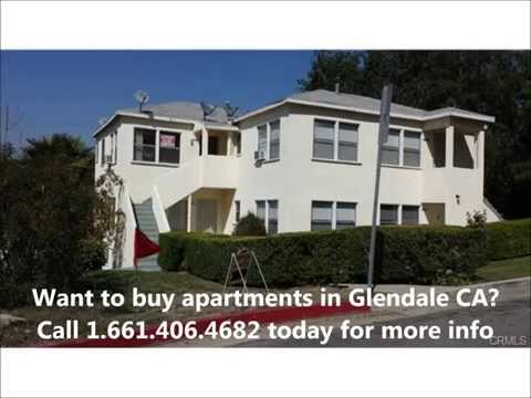 Income Property For Sale in Glendale California - 4 Unit ...