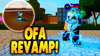[NEW CODE] REVAMPED ONE FOR ALL IS INSANE! | BOKU NO ROBLOX REMASTERD | iBeMaine