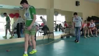 Олимпиада школьников по физкультуре. Ульяновск. ГТО