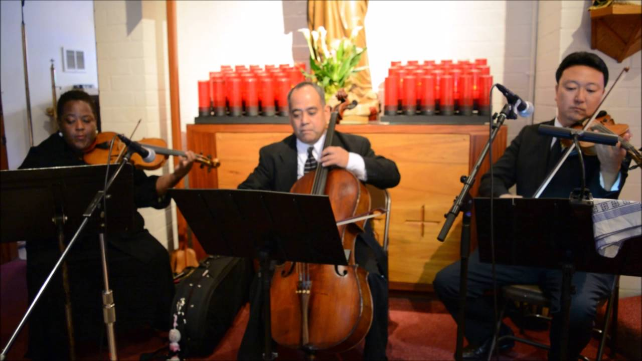 All Of Me John Legend String Trio Cover By The Ocdamia Strings