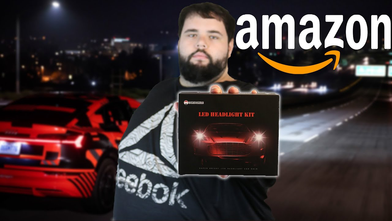 Why You SHOULD Buy these $40 Headlights from Amazon!!