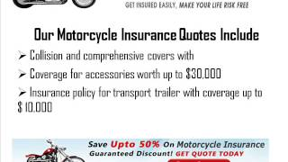Instant Motorcycle Insurance Miami Quote