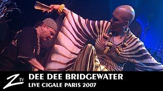 Dee Dee Bridgewater - La Cigale Paris - LIVE