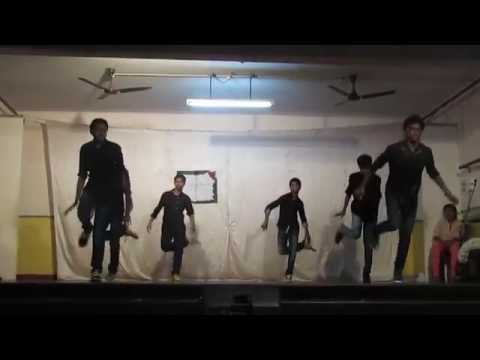 PREMAM I Rockankuthu I Pavizhamalli Song I Dance Performance  I MBPS I Camp 2k15 I 720p