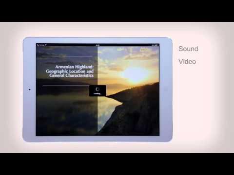 AVC Multimedia e-Book Series: The Armenian Highland