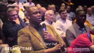 Amazing Grace - Your WHY gives your What more impact