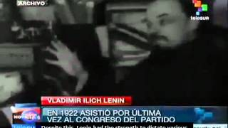 90 years since death of Vladimir Lenin