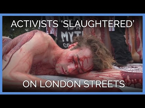 Activists Were Slaughtered on London Streets