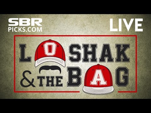 Loshak and The Bag | Sports Betting Tips From The Pros & NHL - NCAAB Picks