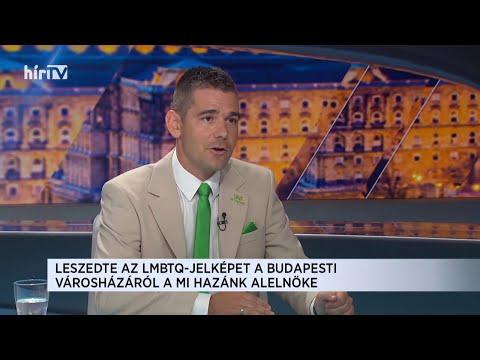Magyarország élőben Novák