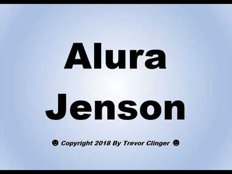 Alura Jenson naked 293