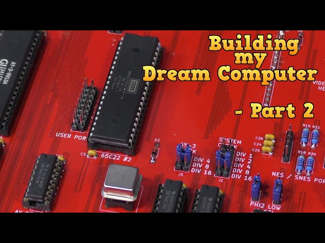 Building my Dream Computer - Part 2