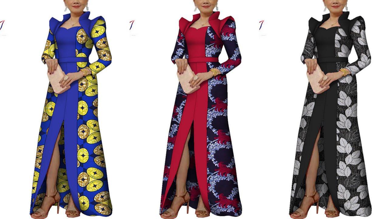 2020 SUPER STUNNING #AFRICAN WOMEN DRESSES FOR DIVAS: BEST ...