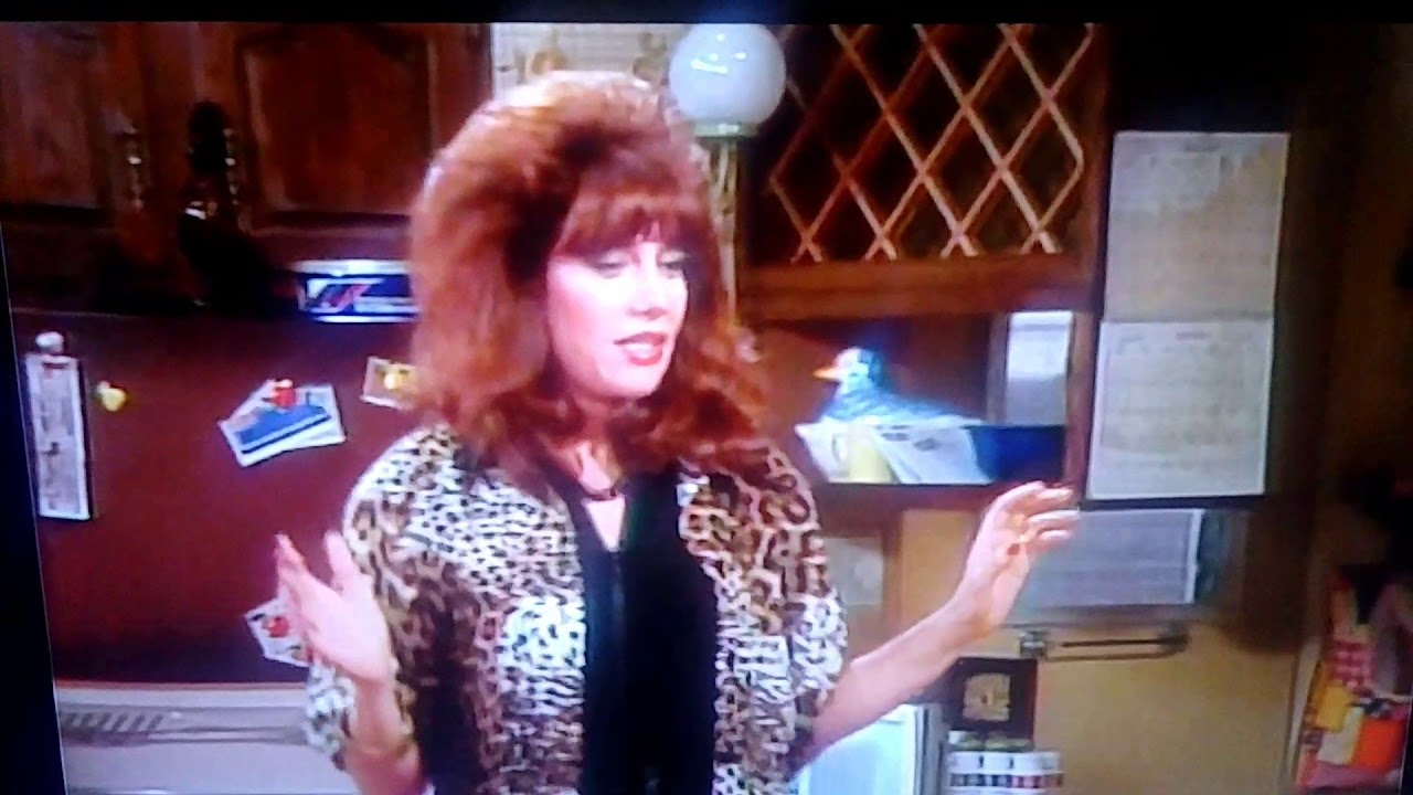 What are you doing, Peggy Bundy? (Pt. 2) - YouTube