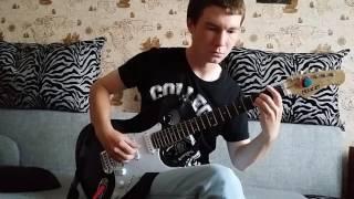 Михаил Боярский - Зеленоглазое такси (Fingerstyle guitar cover)