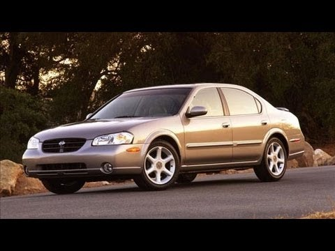 2001 Nissan Maxima Start Up and Review 3.0 L V6