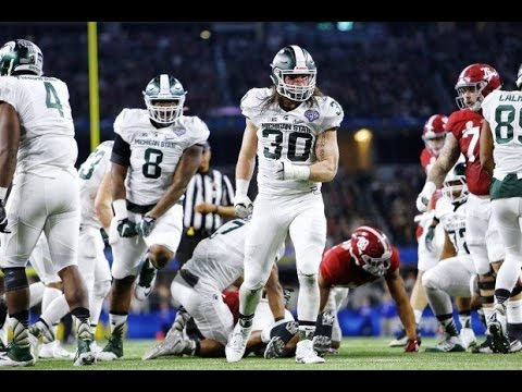 "Michigan State Football Pump Up 2016-2017 || ""Redemption"" 