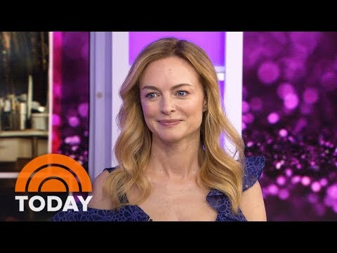 Heather Graham Is An Actress, Writer AND Director Of Film 'Half Magic' | TODAY