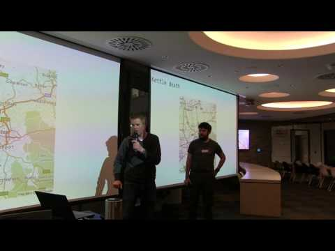 """The Thermostat, The Hacker, and The Malware"" IoT Security Talk by Ken Munro and Andrew Tierney"