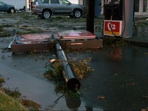 Alabama Local Businesses Recover After Storm