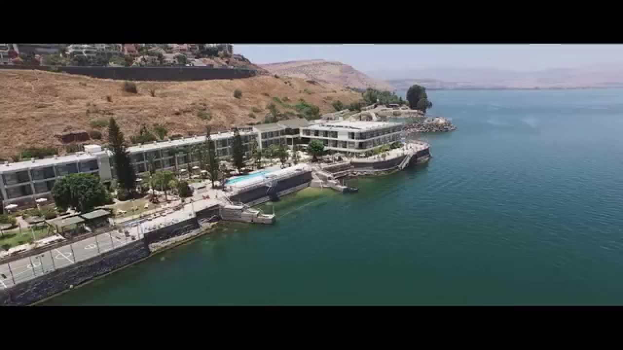 Ron Beach Hotel Tiberias מלון חוף רון