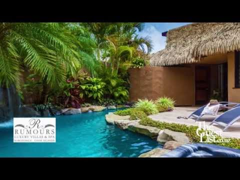 Rumours Luxury Spa and Villas Rarotonga Cook Islands