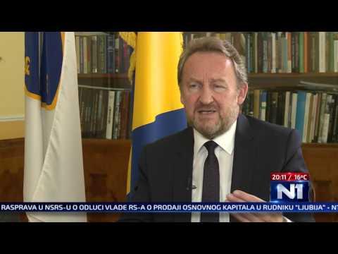 N1 Pressing: Bakir Izetbegovic (17.5.2017)