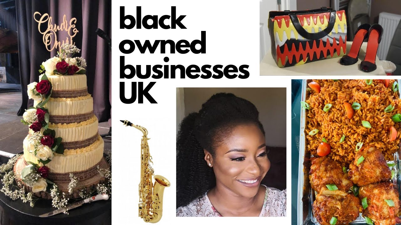 Black Owned Businesses/ Brands based in the UK