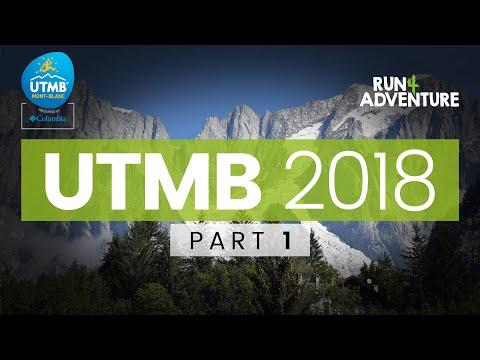 UTMB 2018 |