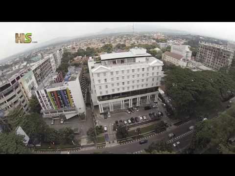 Grand Savero (formally Savero Golden Flower) - four star Hotel at Bogor City