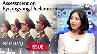 [A Road to Peace] Assessment on Pyeongyang Declaration