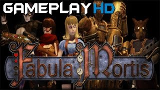 Fabula Mortis Gameplay (PC HD)