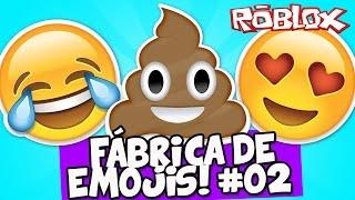 DIE EMOJIS-FABRIK! #02-ROBLOX (EMOJI Factory Tycoon)